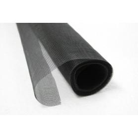 Gaze Noire 160cm - Tissu ventilé