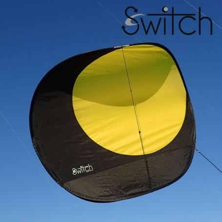 Cerf-volant Switch par alain Miquiaux - Monofil acrobatique