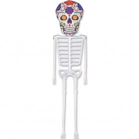 Dia de los Muertos Skeleton 13'