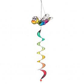 Décoration à suspendre - Twist 3D Libellule