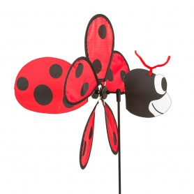 Girouette Coccinelle