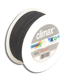 Bride Climax 60 kg Noire en bobine