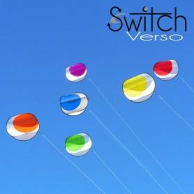 Cerf-volant Switch Verso, par Alain Micquiaux