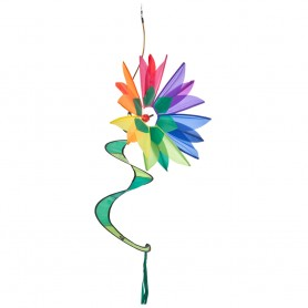 "Flower SWINGING ""Rainbow"""