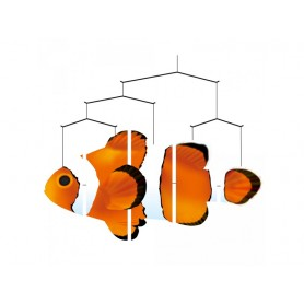"Ocean Mobile ""Clown fish"""