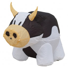"Bouncing Buddy ""Cow Black / White"""