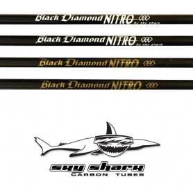 "Carbone Skyshark ""Black Diamond Nitro"""