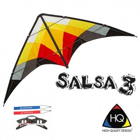 Cerf-volant de sport Salsa HQ Kites - WinD-R