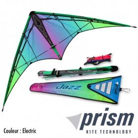 Cerf-volant pilotage Prism kites Jazz
