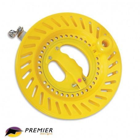 Speedy Winder - Enrouleur rapide pour ligne de cerf-volant monofil - WinD-R