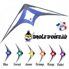 Cerf-volant Piaf Drole d oiseau Bleu