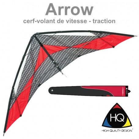 "Cerf-volant de sport et de vitesse ""Arrow"" - WinD-R"