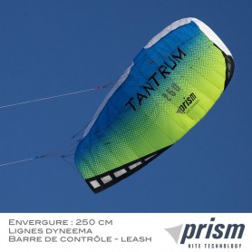 Aile de traction prism Tantrum 250