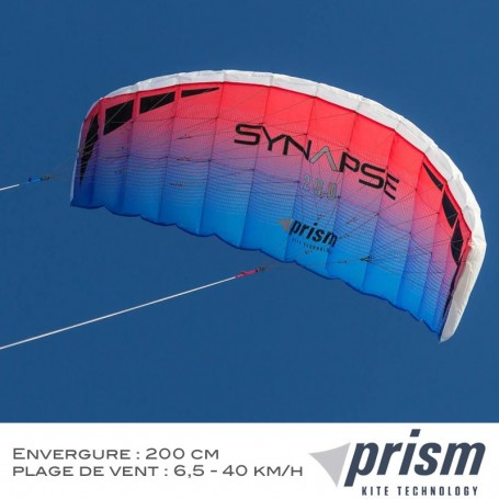 Aile de traction Prism Synapse 200 - WinD-R