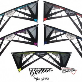 Cerf-volant 4 lignes Revolution RX Spider