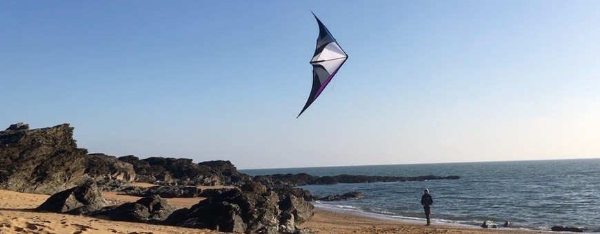 WinD-R : Cerf-volants acrobatique de Freestyle
