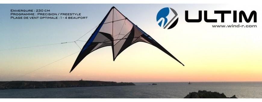 """Cerf-volant acrobatique """"ULTIM"""""""
