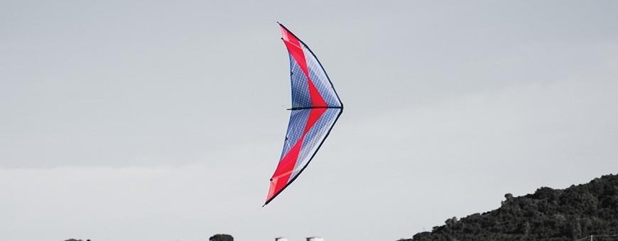 WinD-R : Cerfs-volants de sport pour la Vitesse et la Traction